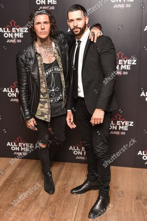 Steven Porter and Jay Hutton