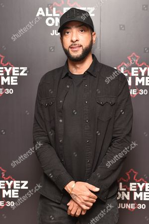 Editorial photo of 'All Eyez On Me' Film Premiere, London, UK - 27 Jun 2017