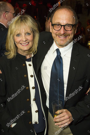 Twiggy Lawson and Lonny Price (Director)
