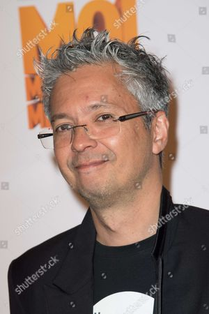 Stock Picture of Director Pierre Coffin