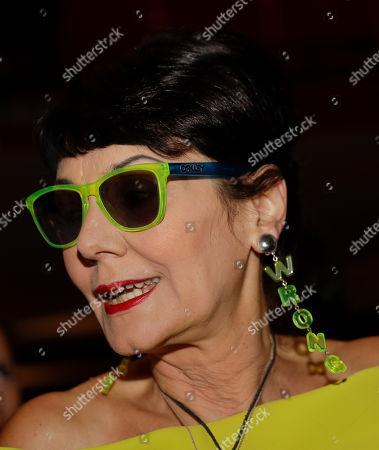 Editorial picture of Elisabetta Sgarbi, Milan, Italy - 27 Jun 2017