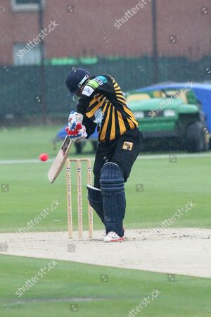 Stock Picture of Gordon Greenidge at Lashings All Stars vs House Of Commons & Lords