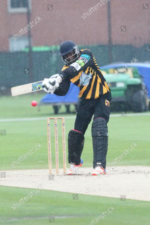 Editorial image of Grenfell Tower fundraising cricket match, Lashings v Lord's & Commons CC, Latymer Upper School Playing Fields, London, UK - 27 Jun 2017