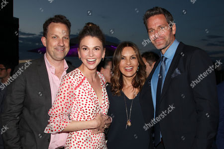 Editorial picture of Season 4 Premiere Event for TVLand's 'Younger', New York, USA - 26 Jun 2017