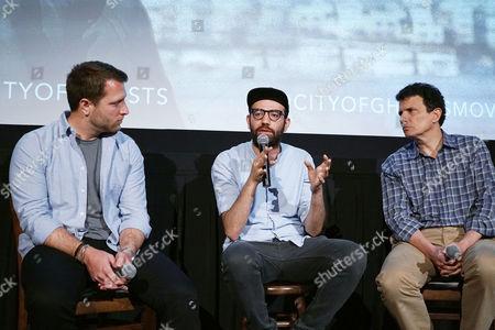 Editorial photo of NYC Screening of 'City of Ghosts', New York, USA - 27 Jun 2017