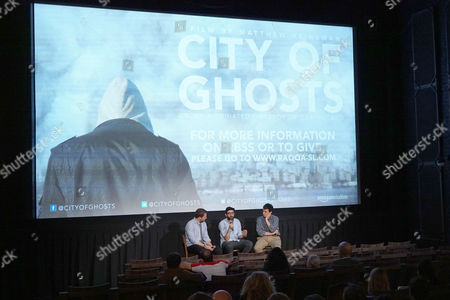 Editorial picture of NYC Screening of 'City of Ghosts', New York, USA - 27 Jun 2017