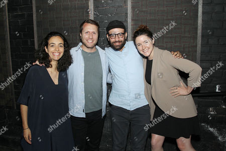 Maria Salazar-Ferro, Matthew Heineman, Abdalaziz Alhamza, Kerry Paterson