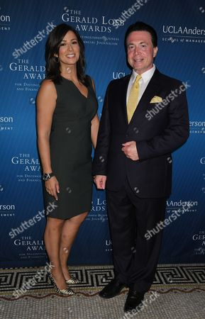 Editorial image of Gerald Loeb Awards, New York, USA - 27 Jun 2017