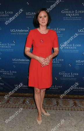 Editorial picture of Gerald Loeb Awards, New York, USA - 27 Jun 2017