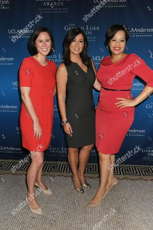 Stock Image of Michelle Fleury, Julie Banderas, Diane King Hall