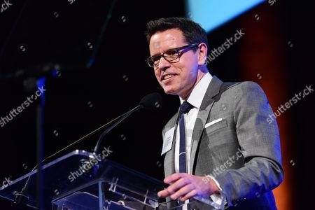Editorial image of Gerald Loeb Awards, New York, USA - 27 Jun 2017