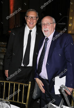 Stock Picture of Norman Pearlstine, Walt Mossberg