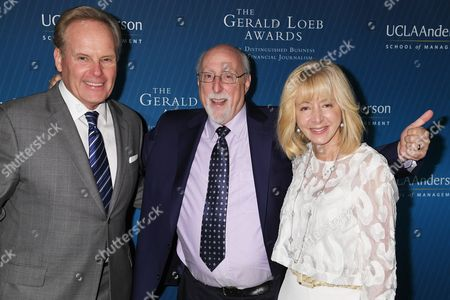 Tyler Mathisen, Walt Mossberg, Judy D. Olian