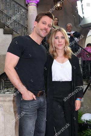 Ken Duken mit partner Marisa Leonie Bach