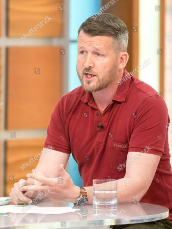 Editorial photo of 'Good Morning Britain' TV show, London, UK - 28 Jun 2017