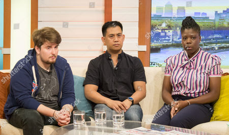 Editorial image of 'Good Morning Britain' TV show, London, UK - 28 Jun 2017