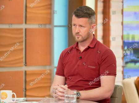 Editorial photo of 'Good Morning Britain' TV show, London, UK - 28 Jun 2017