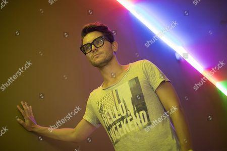 Stock Photo of Tomasz Wasilewski