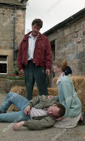 Editorial photo of 'Emmerdale' TV Series - Aug 1995