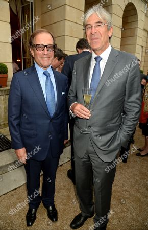 Richard Desmond and Michael Ward