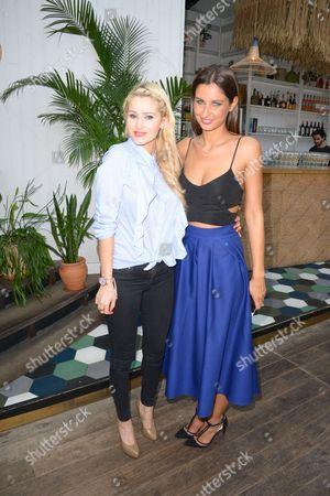 Tatiana-Laurens Delarue and Malika Menard