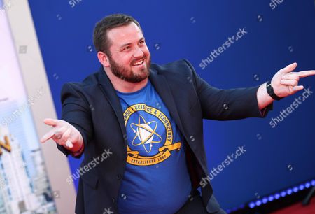 Editorial picture of 'Spider-Man: Homecoming' film premiere, Arrivals, Los Angeles, USA - 28 Jun 2017