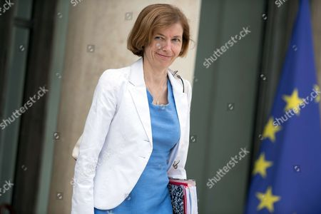 French Defense Minister Florence Pagny