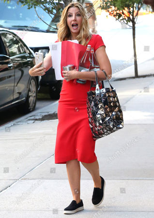 Editorial picture of Sara Blakely out and about, New York, USA - 28 Jun 2017