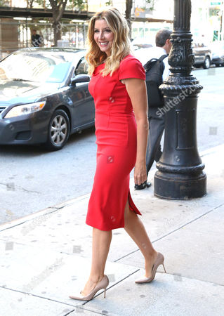 Editorial photo of Sara Blakely out and about, New York, USA - 28 Jun 2017