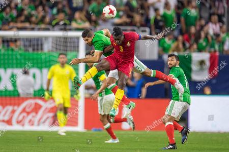 Editorial picture of Soccer Ghana vs Mexico, Houston, USA - 28 Jun 2017