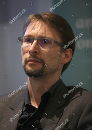 Stock Photo of Martin Sandbu, Economics commentator, the Financial Times