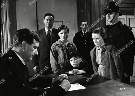Christopher Hey (Tip Malone), Brian Hammond (Sparkey), June Archer (Lovejoy Mason)