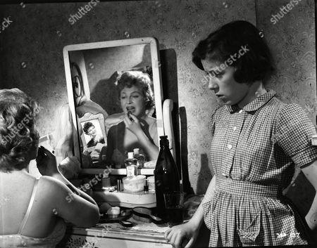 Vanda Godsell (Bertha Mason), June Archer (Lovejoy Mason)