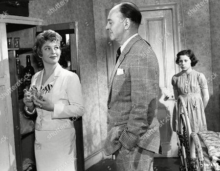 Vanda Godsell (Bertha Mason), Cyril Chamberlain (Col. Francis Baldock), June Archer (Lovejoy Mason)