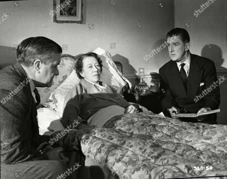 Andrew Cruickshank (Dr. Lynch-Cliffe), Flora Robson (Olivia Chesney), Basil Dignam (Mr. Dyson)