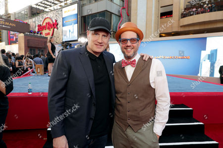 Kevin Feige, Michael Giacchino