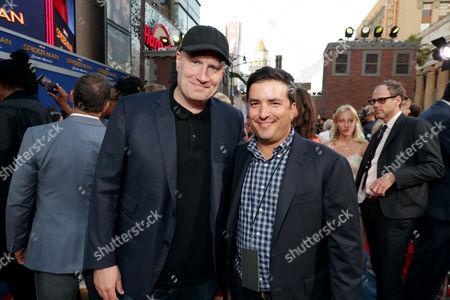 Kevin Feige, Josh Greenstein