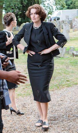 Actress Anna Chancellor