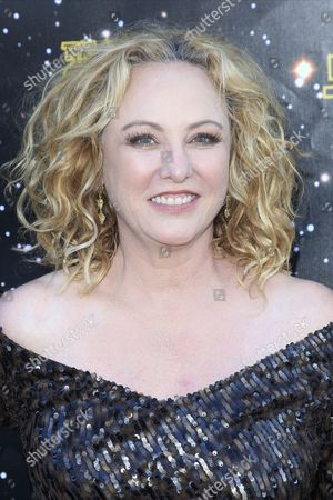 US actress Virginia Madsen arrives for the 43rd Annual Saturn Awards held at The Castaway in Burbank, California, USA, 28 June 2017.  (issued 29 June) The Saturn Awards honors the best in science fiction, fantasy, horror and other genres in film, television, home media releases, and theatre
