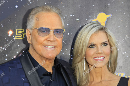 US actor Lee Majors and his wife Faith Majors arrive for the 43rd Annual Saturn Awards held at The Castaway in Burbank, California, USA, 28 June 2017. (issued 29 June) The Saturn Awards honors the best in science fiction, fantasy, horror and other genres in film, television, home media releases, and theatre