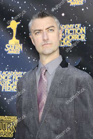 US actor Sean Gunn arrives for the 43rd Annual Saturn Awards held at The Castaway in Burbank, California, USA, 28 June 2017.  (issued 29 June) The Saturn Awards honors the best in science fiction, fantasy, horror and other genres in film, television, home media releases, and theatre