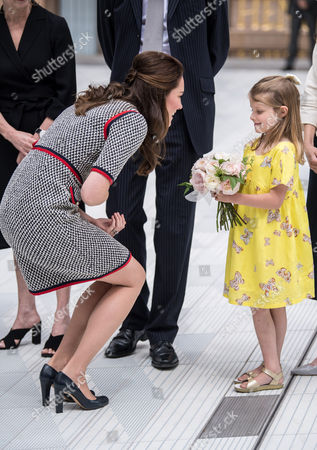 Editorial picture of Catherine Duchess of Cambridge visit to the V&A Museum, London, UK - 29 Jun 2017