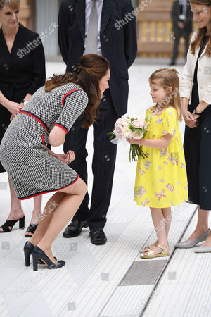 Editorial photo of Catherine Duchess of Cambridge visit to the V&A Museum, London, UK - 29 Jun 2017