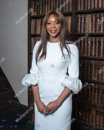 Stock Image of Dambisa Moyo