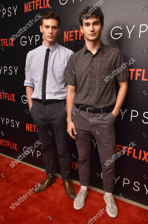 Editorial image of 'Gypsy' film screening, Arrivals, New York, USA - 29 Jun 2017