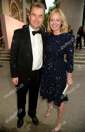 Albert Read and Kate Reardon