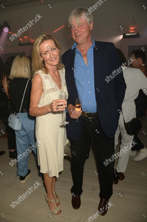 Editorial picture of Tatler's English Roses 2017 in association with Michael Kors, at Saatchi Gallery, London, UK - 29 Jun 2017