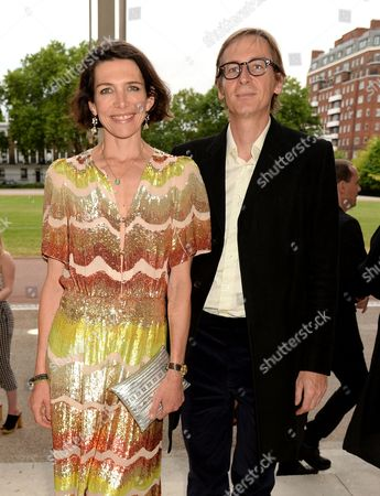 Thomasina Miers and Mark Williams