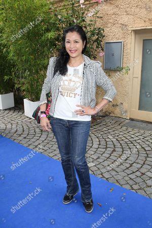 Stock Photo of Ankie Lau,.. ..