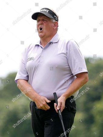 Editorial photo of US Senior Open Golf, Peabody, USA - 29 Jun 2017